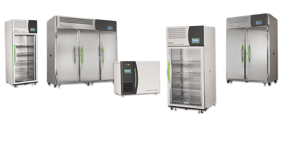 slider-refrigerated-incubators Caron - Refrigerated